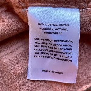 Anthropologie Tops - Vanessa Virginia Anthropologie Cotton Blouse